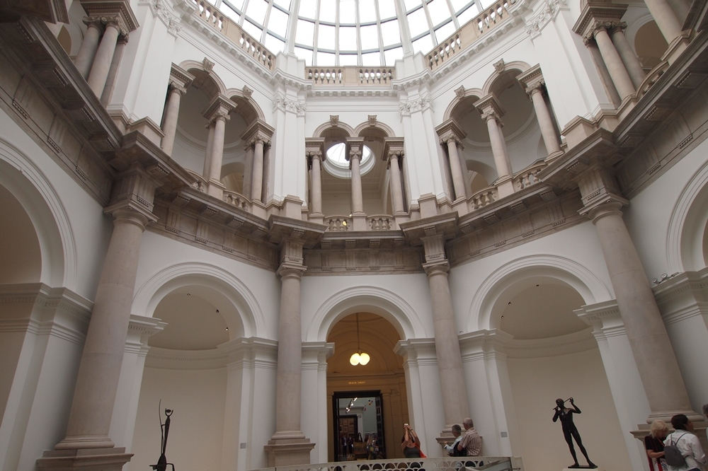 Come and visit TATE BRITAIN