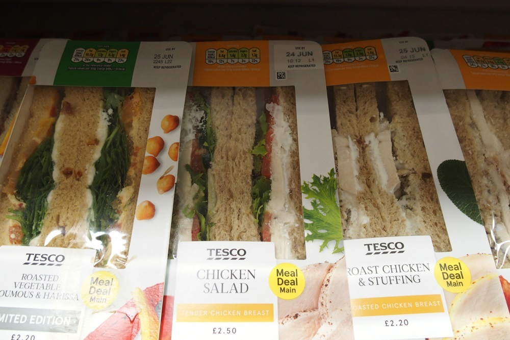 The Supermarket Sandwiches